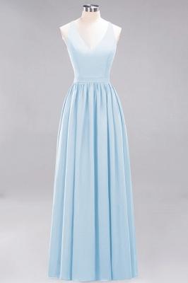 Designer Brautjungfernkleider Lang | Hochzeitspartykleider Günstig_22