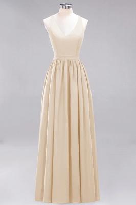 Designer Brautjungfernkleider Lang | Hochzeitspartykleider Günstig_14