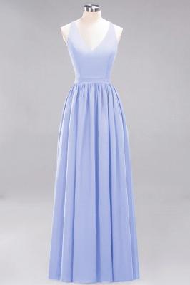 Designer Brautjungfernkleider Lang | Hochzeitspartykleider Günstig_21