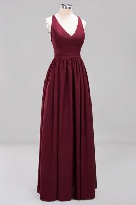Designer Brautjungfernkleider Lang | Hochzeitspartykleider Günstig_44