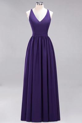 Designer Brautjungfernkleider Lang | Hochzeitspartykleider Günstig_18