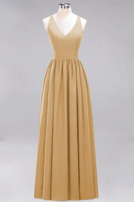 Designer Brautjungfernkleider Lang | Hochzeitspartykleider Günstig_13