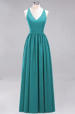 Designer Brautjungfernkleider Lang | Hochzeitspartykleider Günstig_31