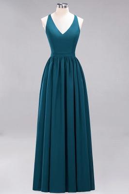 Designer Brautjungfernkleider Lang | Hochzeitspartykleider Günstig_26