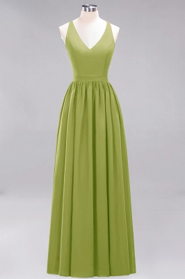 Designer Brautjungfernkleider Lang | Hochzeitspartykleider Günstig_32