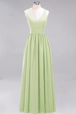 Designer Brautjungfernkleider Lang | Hochzeitspartykleider Günstig_33