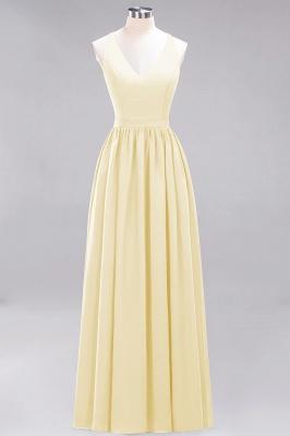Designer Brautjungfernkleider Lang | Hochzeitspartykleider Günstig_17