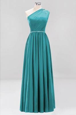 Designer Brautjungfernkleider Lang Weinrot   Chiffon Kleider Abendkleider_31