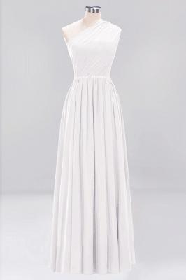 Designer Brautjungfernkleider Lang Weinrot   Chiffon Kleider Abendkleider_1