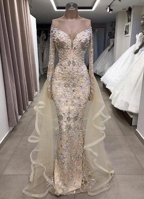 Fashion Abendkleider Mit Ärmel | Abiballkleider Luxus Online_2