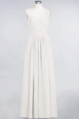 Schlichtes Abendkleid | Brautjungfernkleider Lang Günstig_2
