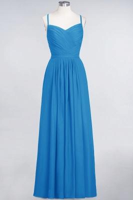Schlichtes Abendkleid | Brautjungfernkleider Lang Günstig_24