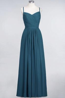Schlichtes Abendkleid | Brautjungfernkleider Lang Günstig_26