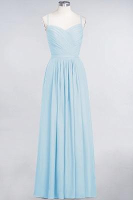 Schlichtes Abendkleid | Brautjungfernkleider Lang Günstig_22