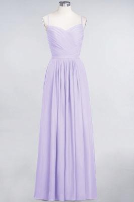 Schlichtes Abendkleid | Brautjungfernkleider Lang Günstig_20