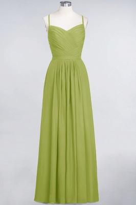 Schlichtes Abendkleid | Brautjungfernkleider Lang Günstig_32