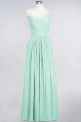 Schlichtes Abendkleid | Brautjungfernkleider Lang Günstig_34