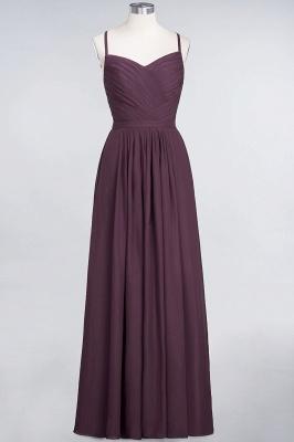 Schlichtes Abendkleid | Brautjungfernkleider Lang Günstig_19