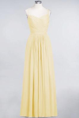 Schlichtes Abendkleid | Brautjungfernkleider Lang Günstig_17