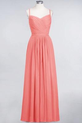 Schlichtes Abendkleid | Brautjungfernkleider Lang Günstig_7