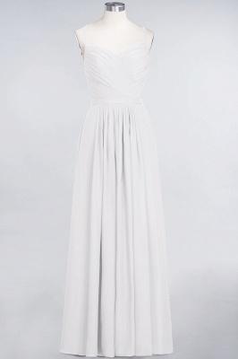 Schlichtes Abendkleid | Brautjungfernkleider Lang Günstig_1
