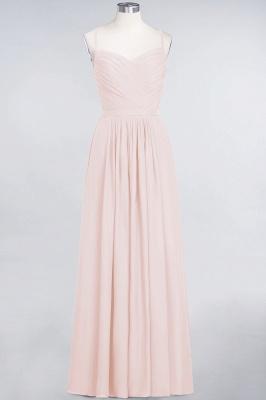 Schlichtes Abendkleid | Brautjungfernkleider Lang Günstig_5