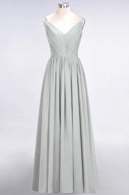 Schöne Abendkleider Weinrot | Brautjungfernkleider Lang Günstig_29