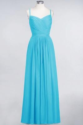 Schlichtes Abendkleid | Brautjungfernkleider Lang Günstig_23