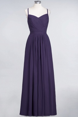 Schlichtes Abendkleid | Brautjungfernkleider Lang Günstig_18