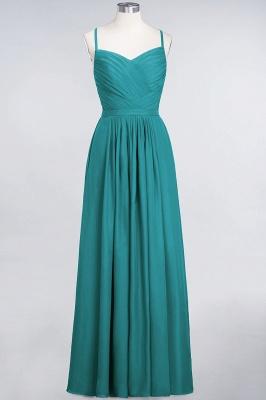 Schlichtes Abendkleid | Brautjungfernkleider Lang Günstig_31