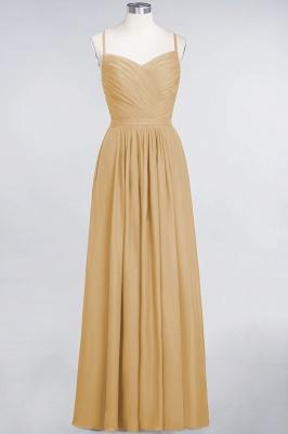 Schlichtes Abendkleid | Brautjungfernkleider Lang Günstig_13