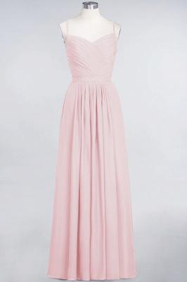 Schlichtes Abendkleid | Brautjungfernkleider Lang Günstig_3