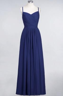 Schlichtes Abendkleid | Brautjungfernkleider Lang Günstig_25