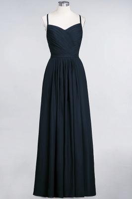 Schlichtes Abendkleid | Brautjungfernkleider Lang Günstig_27