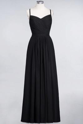 Schlichtes Abendkleid | Brautjungfernkleider Lang Günstig_28