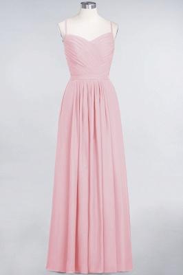 Schlichtes Abendkleid | Brautjungfernkleider Lang Günstig_4