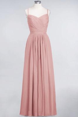 Schlichtes Abendkleid | Brautjungfernkleider Lang Günstig_6