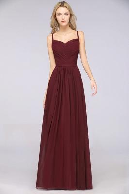 Schlichtes Abendkleid | Brautjungfernkleider Lang Günstig_39