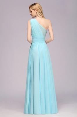 Brautjungfernkleider Blau | Chiffon Kleider Günstig Online_4
