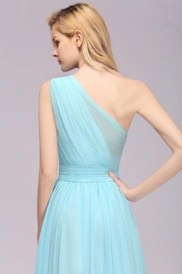 Brautjungfernkleider Blau | Chiffon Kleider Günstig Online_8