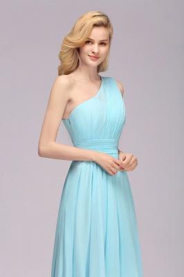Brautjungfernkleider Blau | Chiffon Kleider Günstig Online_9
