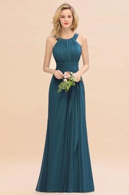 Brautjungfernkleider Dunkel Grün | Chiffon Kleider Für Brautjungfern