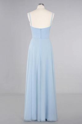 Brautjungfernkleider Blau   Chiffon Kleider Für Brautjungfern_11