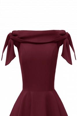 Rote Abendkleider Kurz   Cocktailkleider Unter 50_25