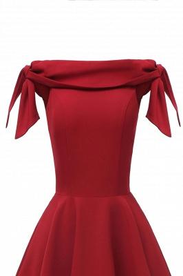 Rote Abendkleider Kurz   Cocktailkleider Unter 50_15