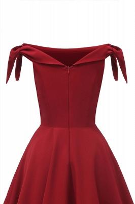 Rote Abendkleider Kurz   Cocktailkleider Unter 50_16