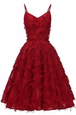 Rote Abendkleider Günstig Online   Cocktailkleider Kurz_3