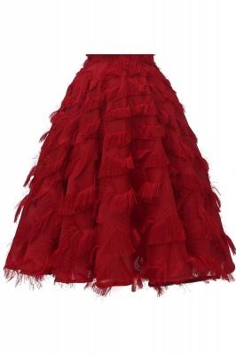 Rote Abendkleider Kurz   Cocktailkleider Günstig Online_15