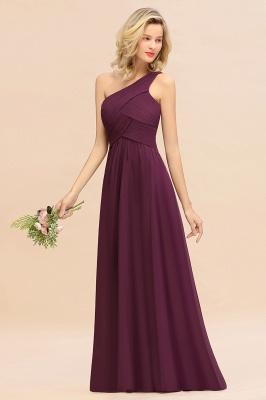 Elegante Chiffon Kleider | Brautjungfernkleider Lang Günstig_1