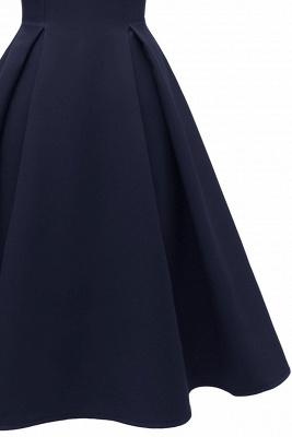 Designer Abendkleid Kurz | Rote Cocktailkleider Online_13